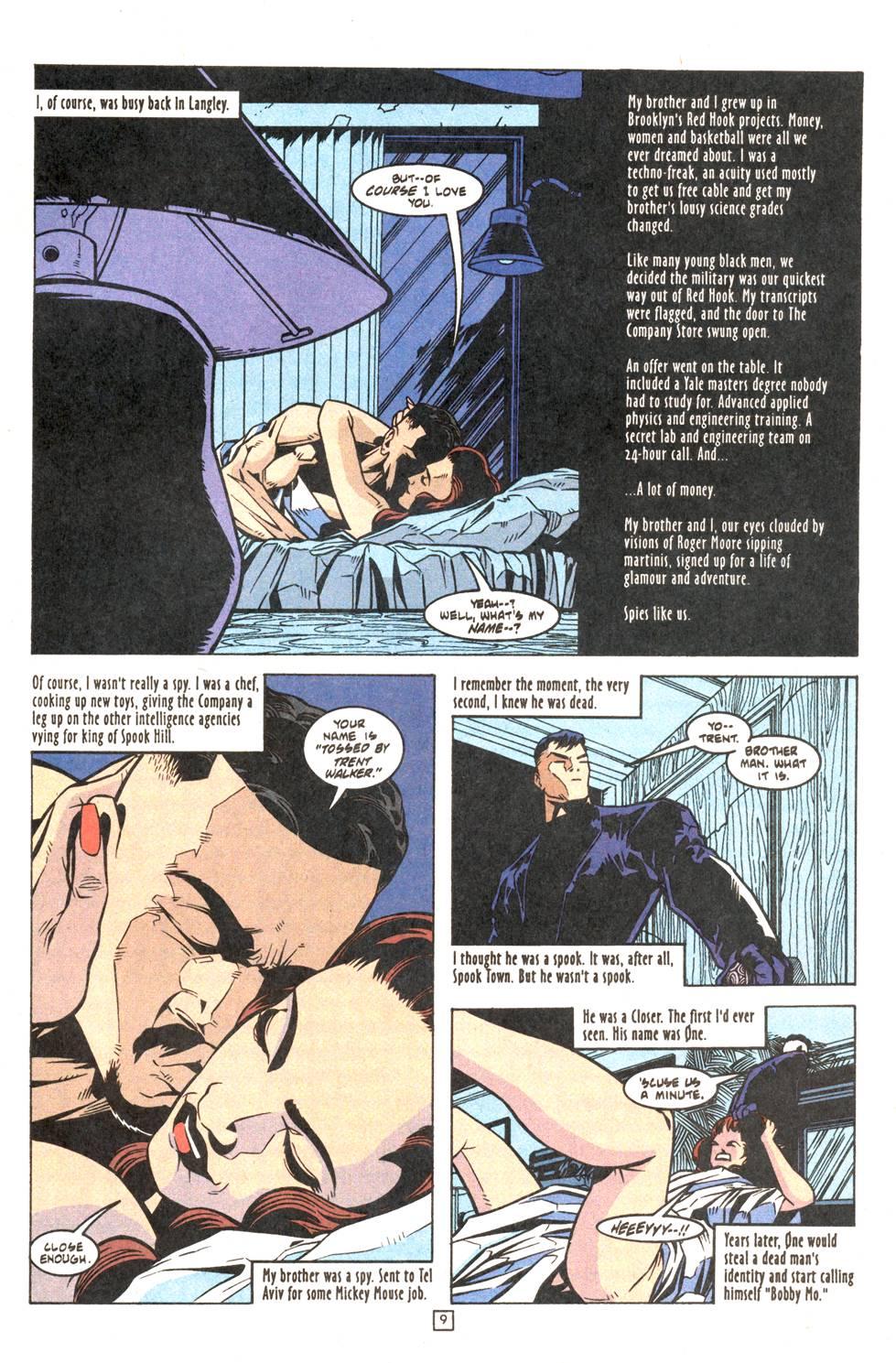 Read online Xero comic -  Issue #7 - 11