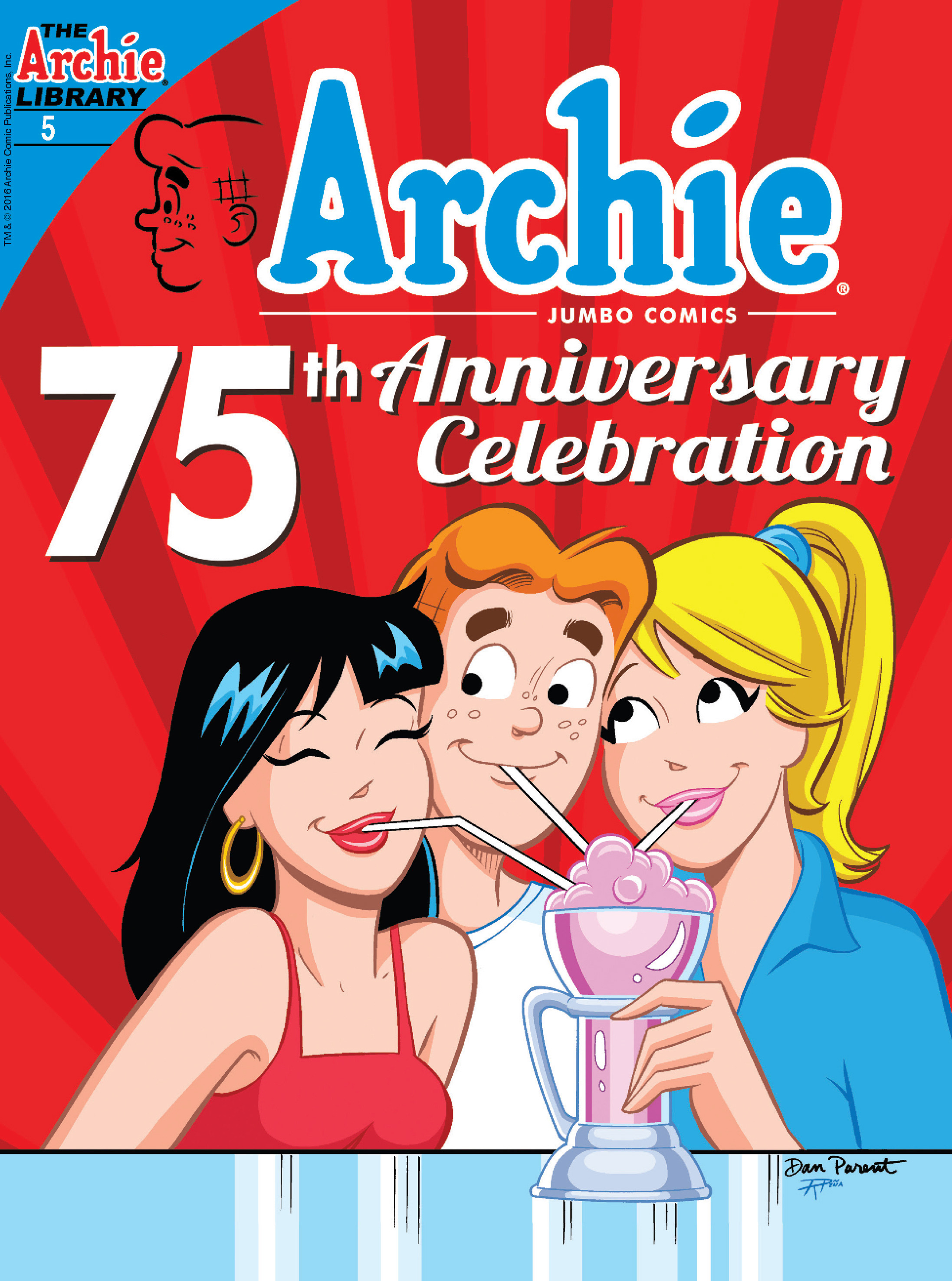 Read online Archie 75th Anniversary Digest comic -  Issue #5 - 1