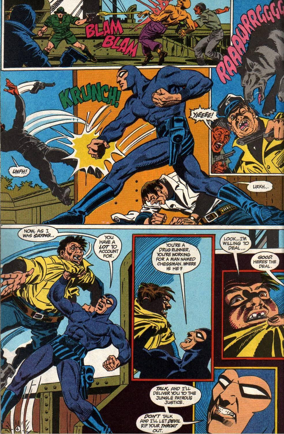 Read online The Phantom (1988) comic -  Issue #2 - 6