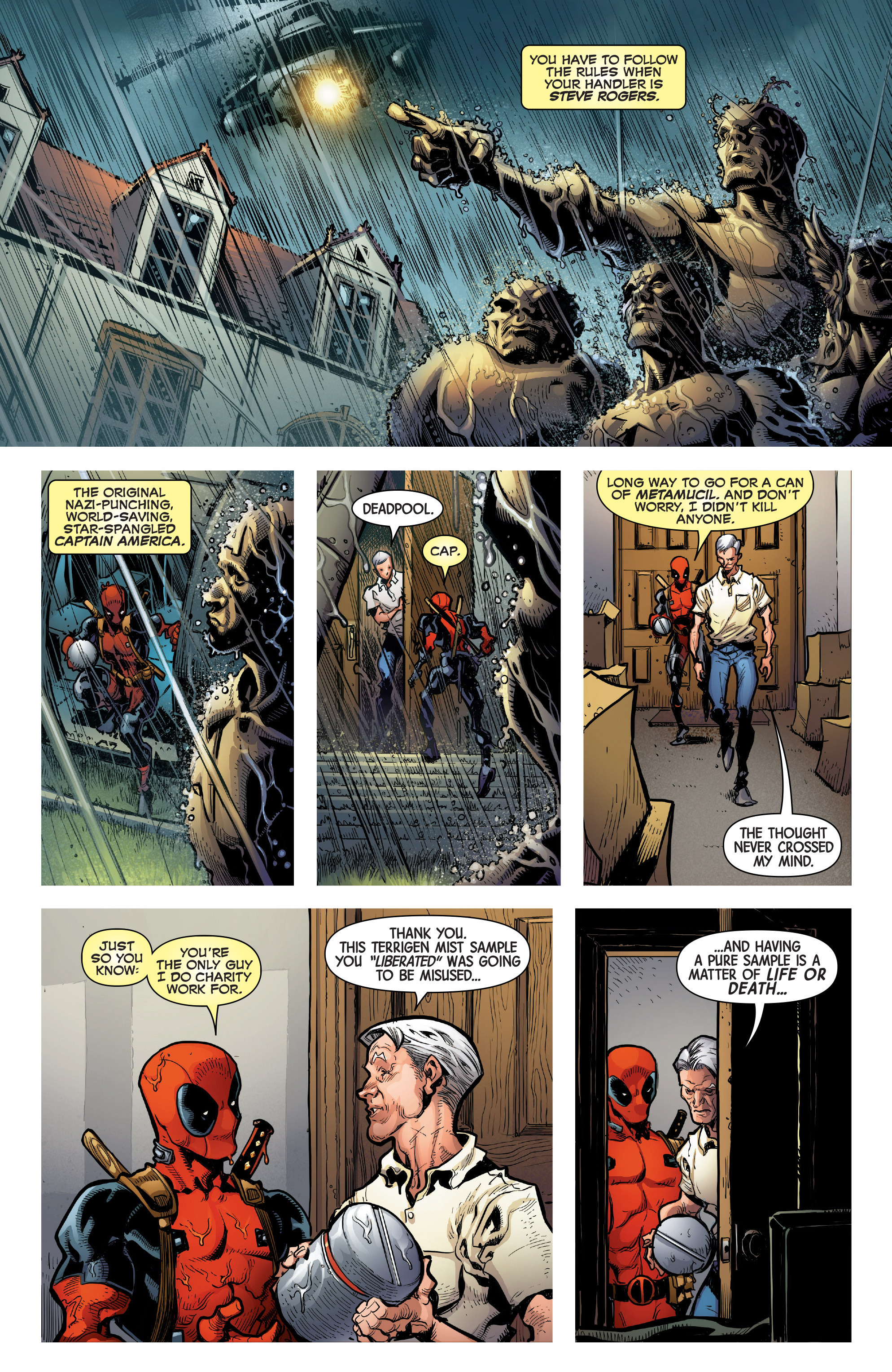 Avengers (2015) Full Page 33