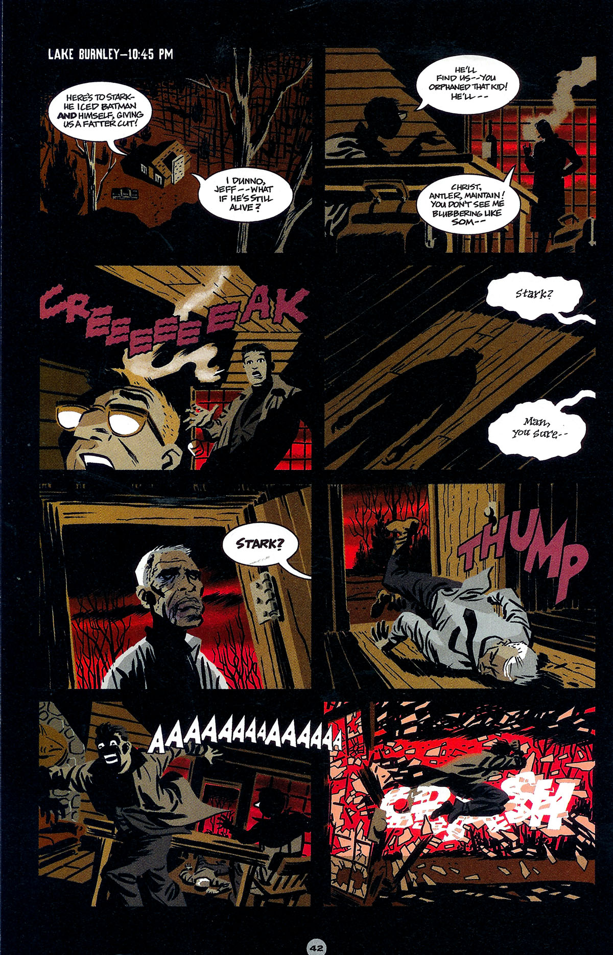 Read online Solo (2004) comic -  Issue #5 - 41