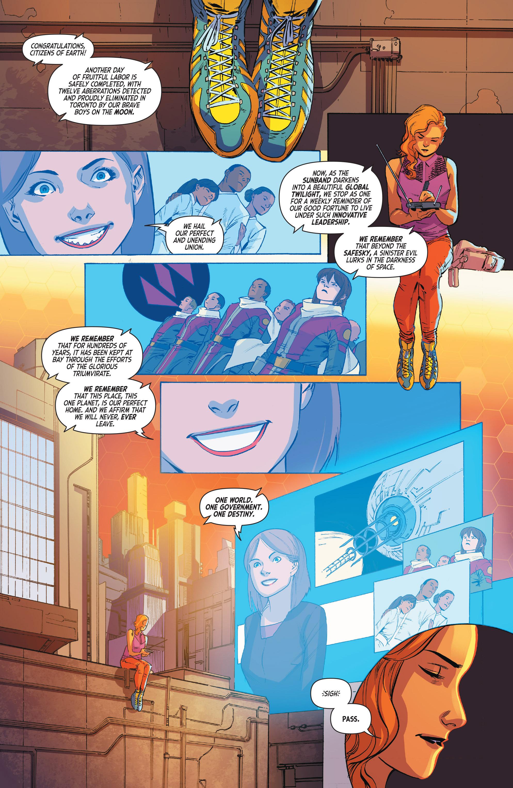 Read online Klaus comic -  Issue #4 - 29