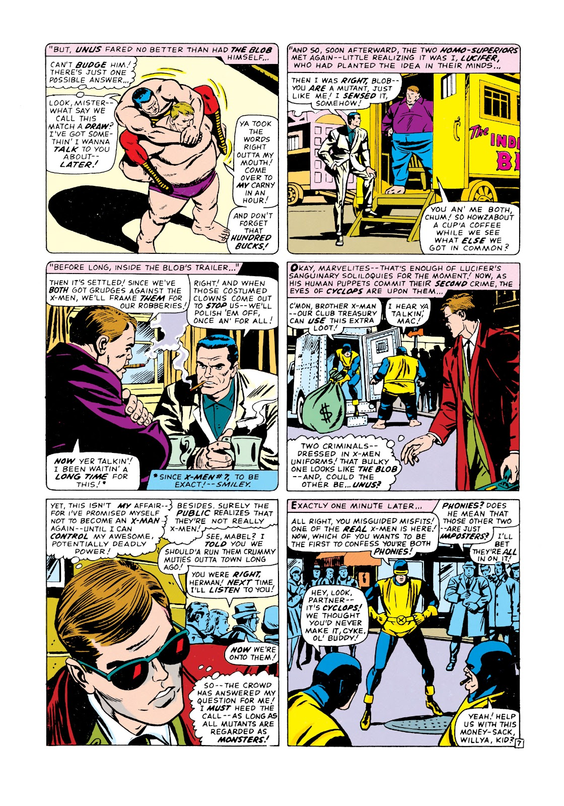Uncanny X-Men (1963) issue 20 - Page 8