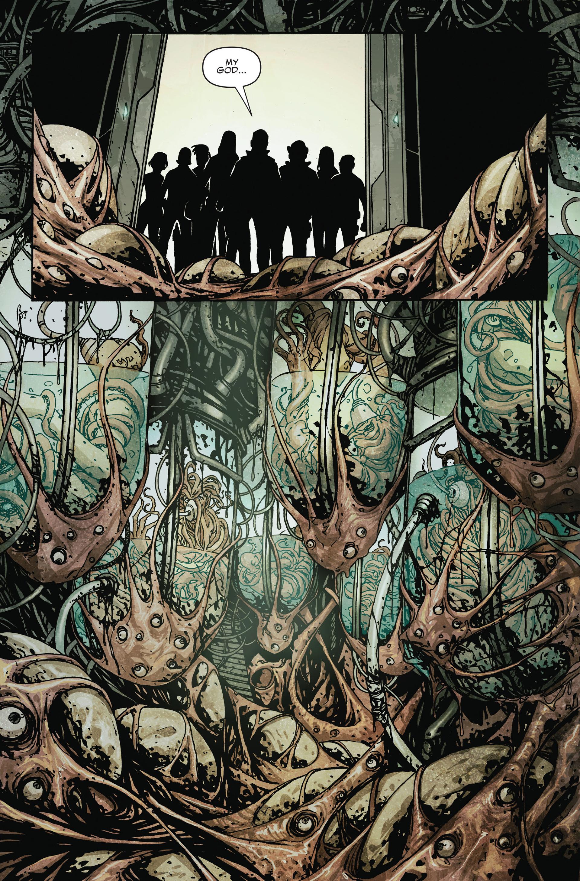 Read online Secret Warriors comic -  Issue #18 - 8