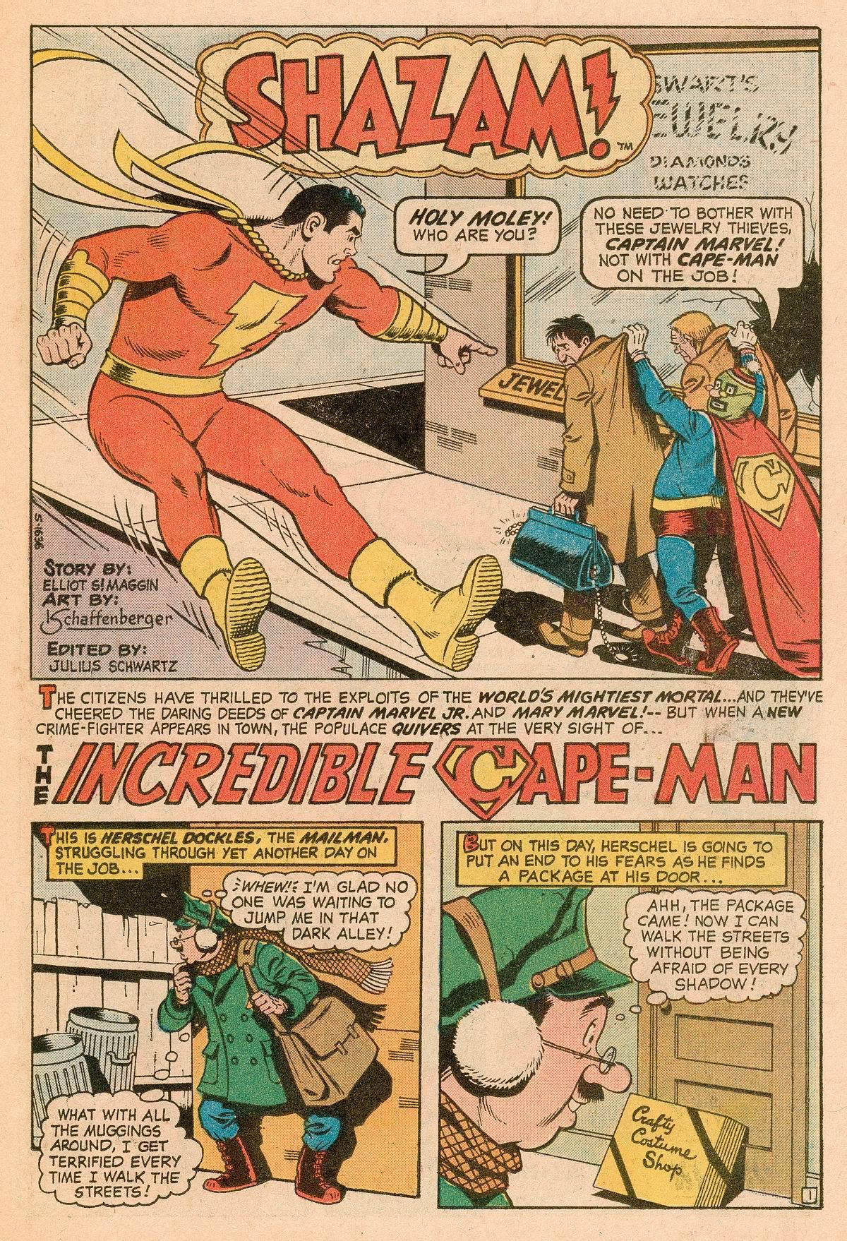 Read online Shazam! (1973) comic -  Issue #11 - 9