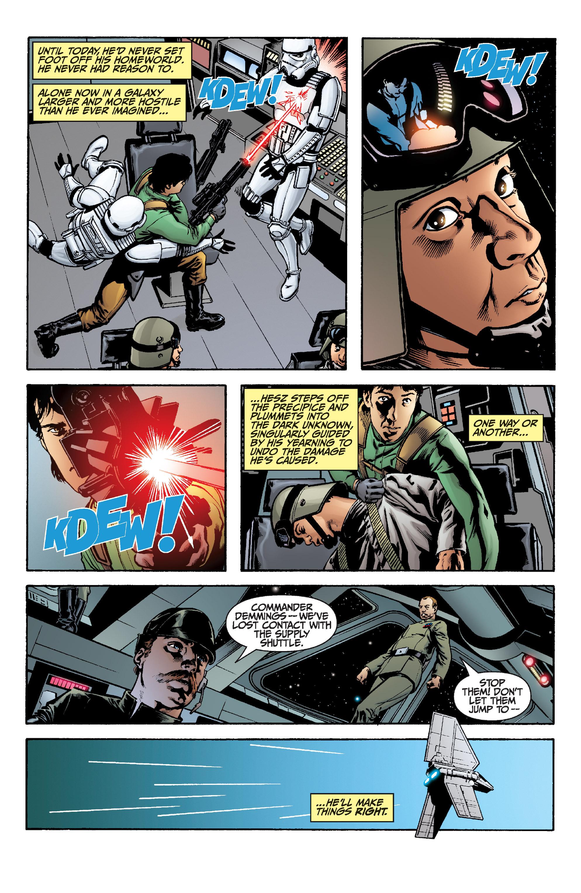 Read online Star Wars Omnibus comic -  Issue # Vol. 22 - 319