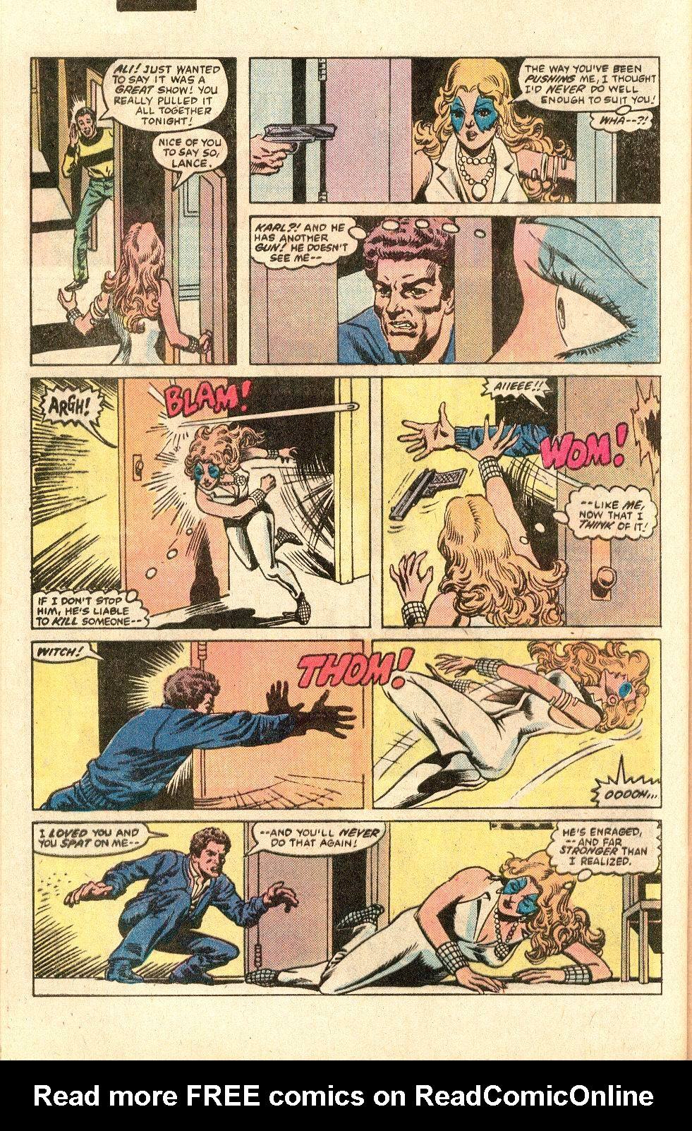 Dazzler (1981) 25 Page 21