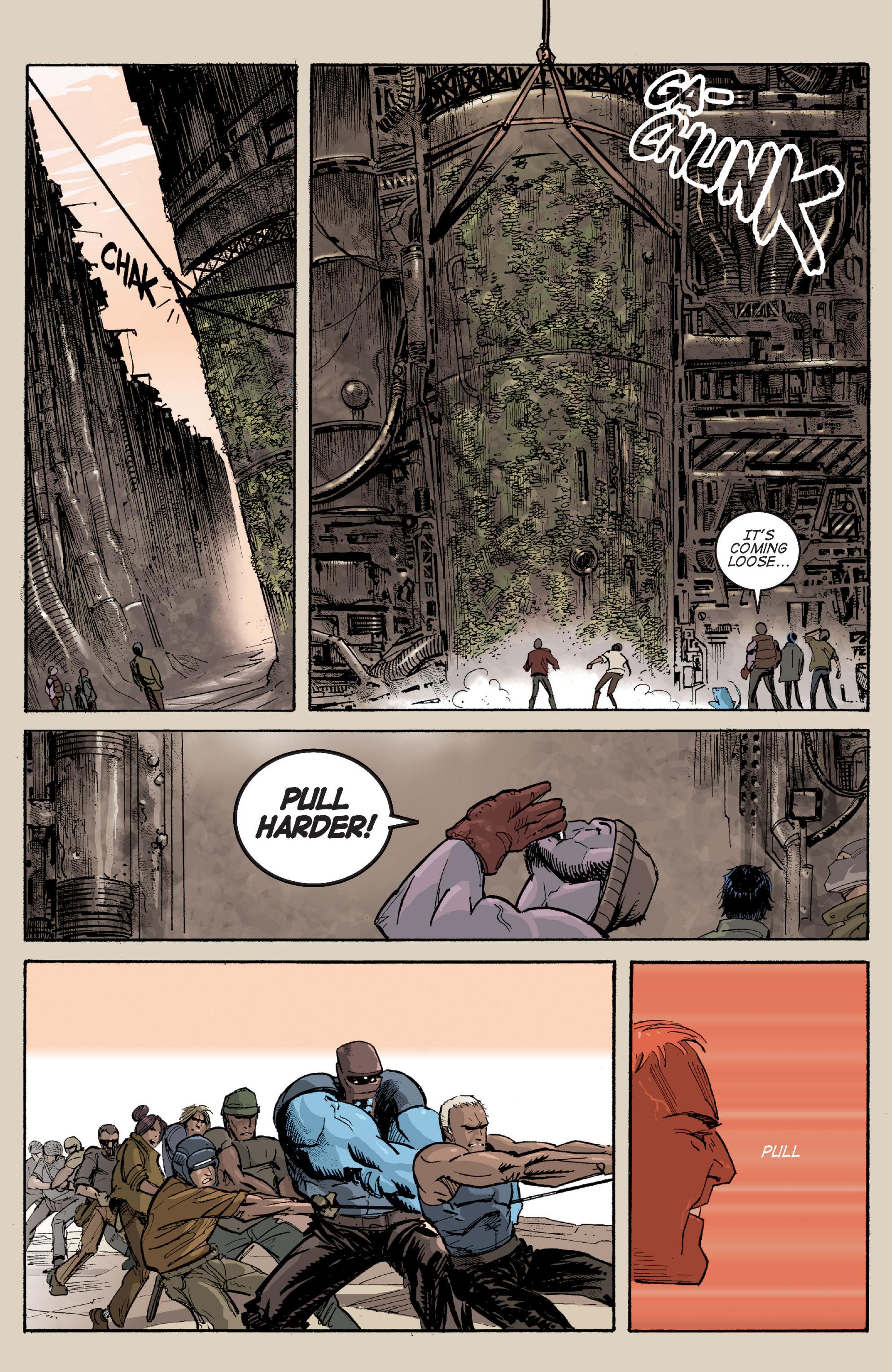 Read online Planetoid comic -  Issue # TPB - 95