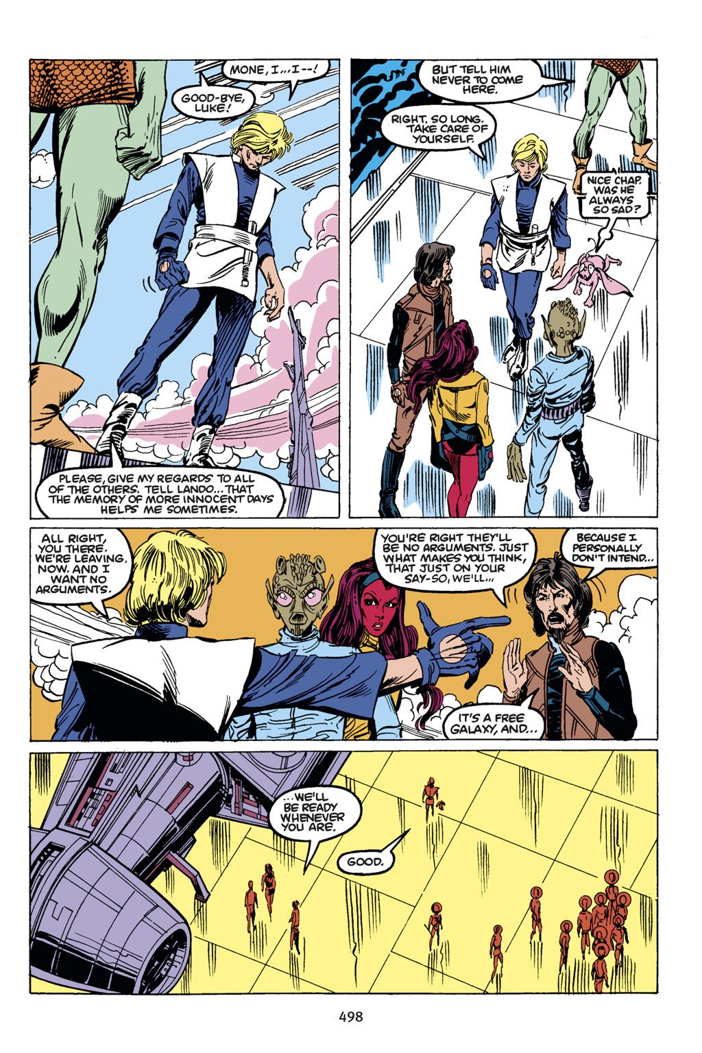 Read online Star Wars Omnibus comic -  Issue # Vol. 18.5 - 214