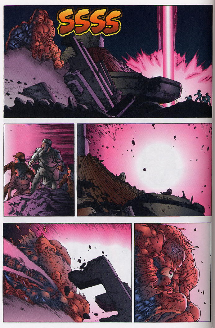 Read online Akira comic -  Issue #36 - 28