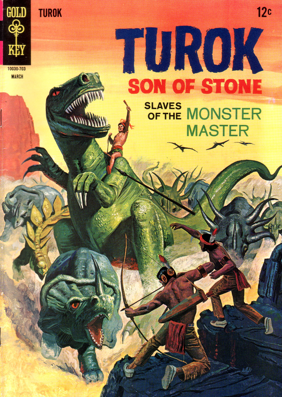 Read online Turok, Son of Stone comic -  Issue #56 - 1