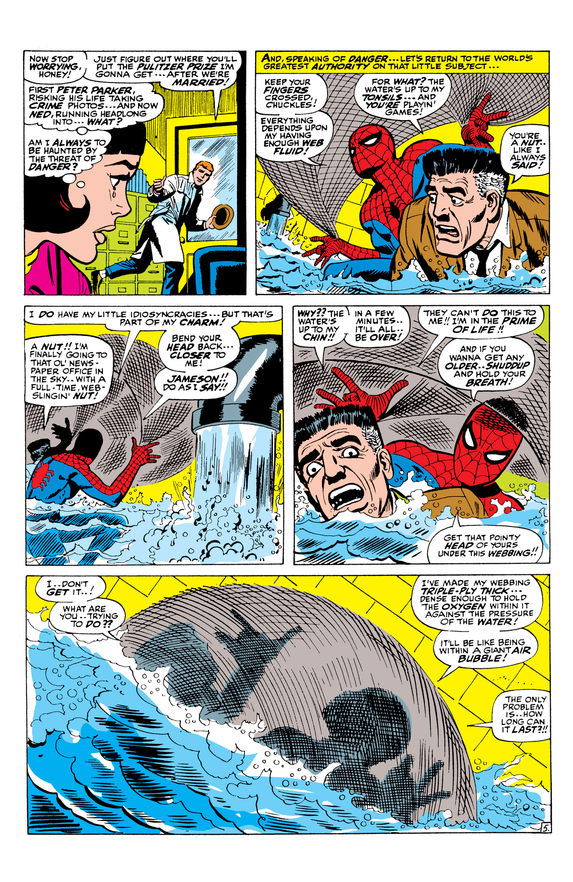 The Amazing Spider-Man (1963) 52 Page 5