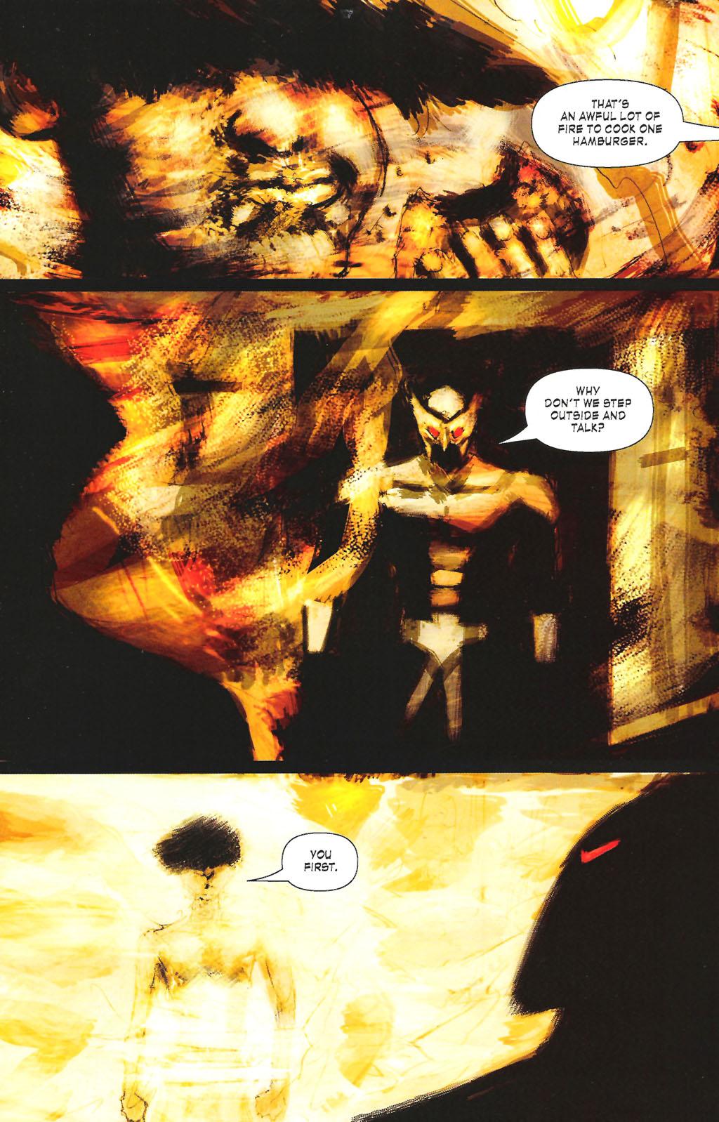 Read online ShadowHawk (2005) comic -  Issue #7 - 17