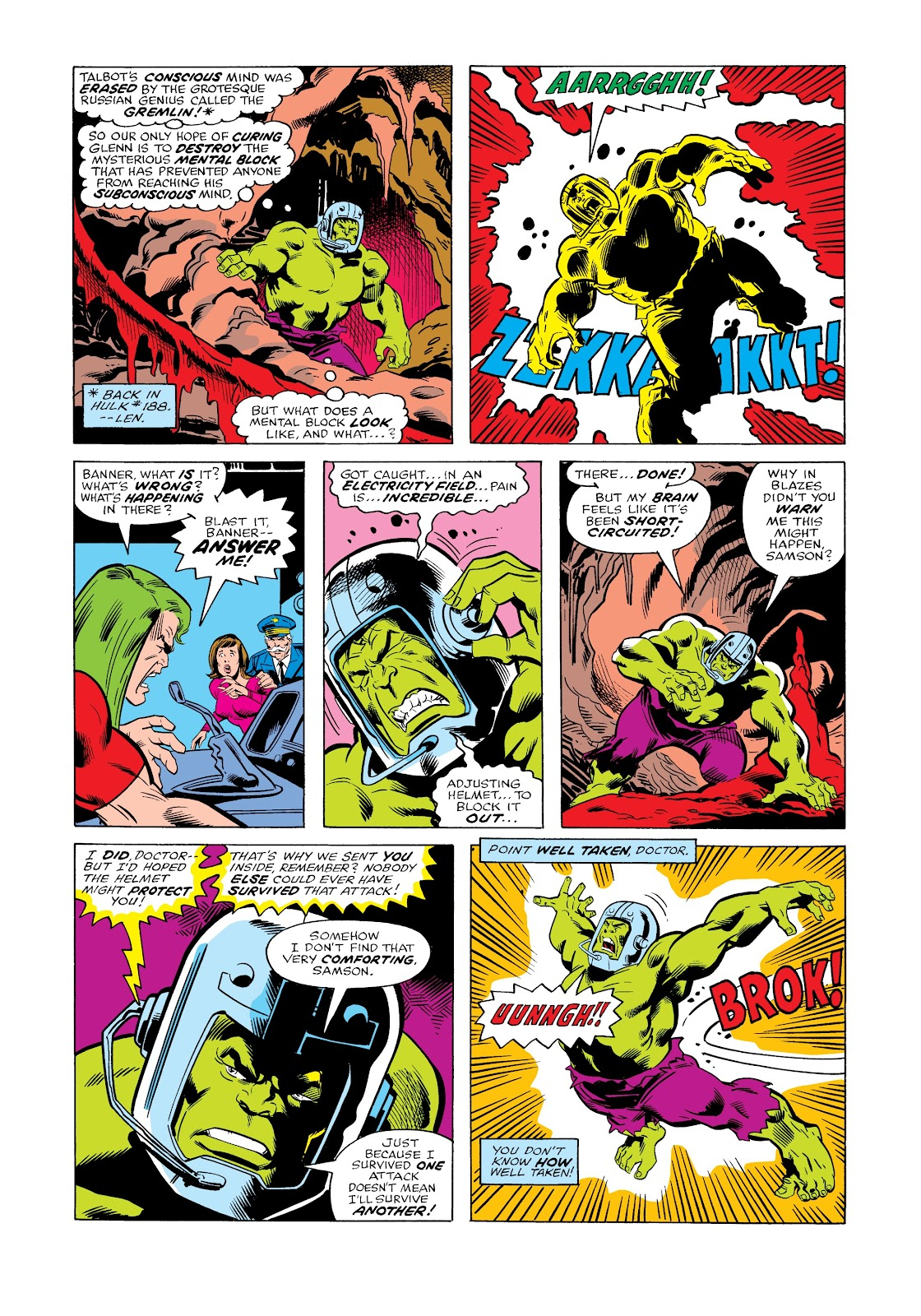 Read online Marvel Masterworks: The Incredible Hulk comic -  Issue # TPB 12 (Part 2) - 5