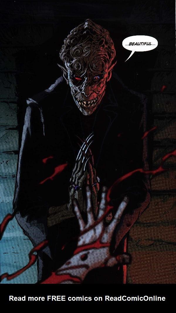 Read online Vampire the Masquerade comic -  Issue # Nosferatu - 50