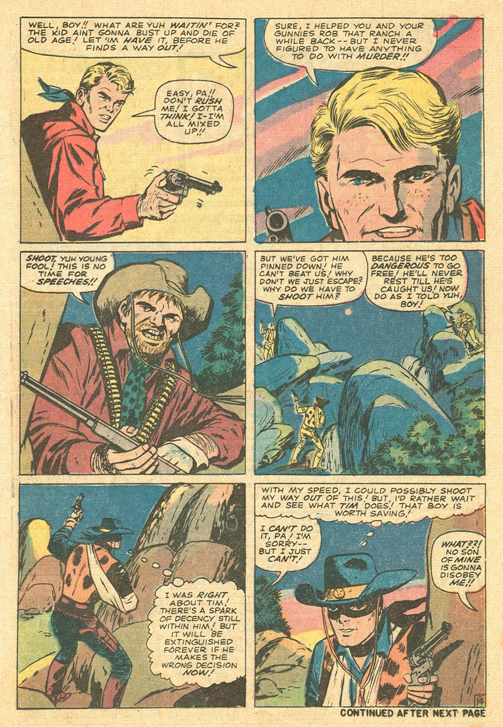 Read online Two-Gun Kid comic -  Issue #107 - 20