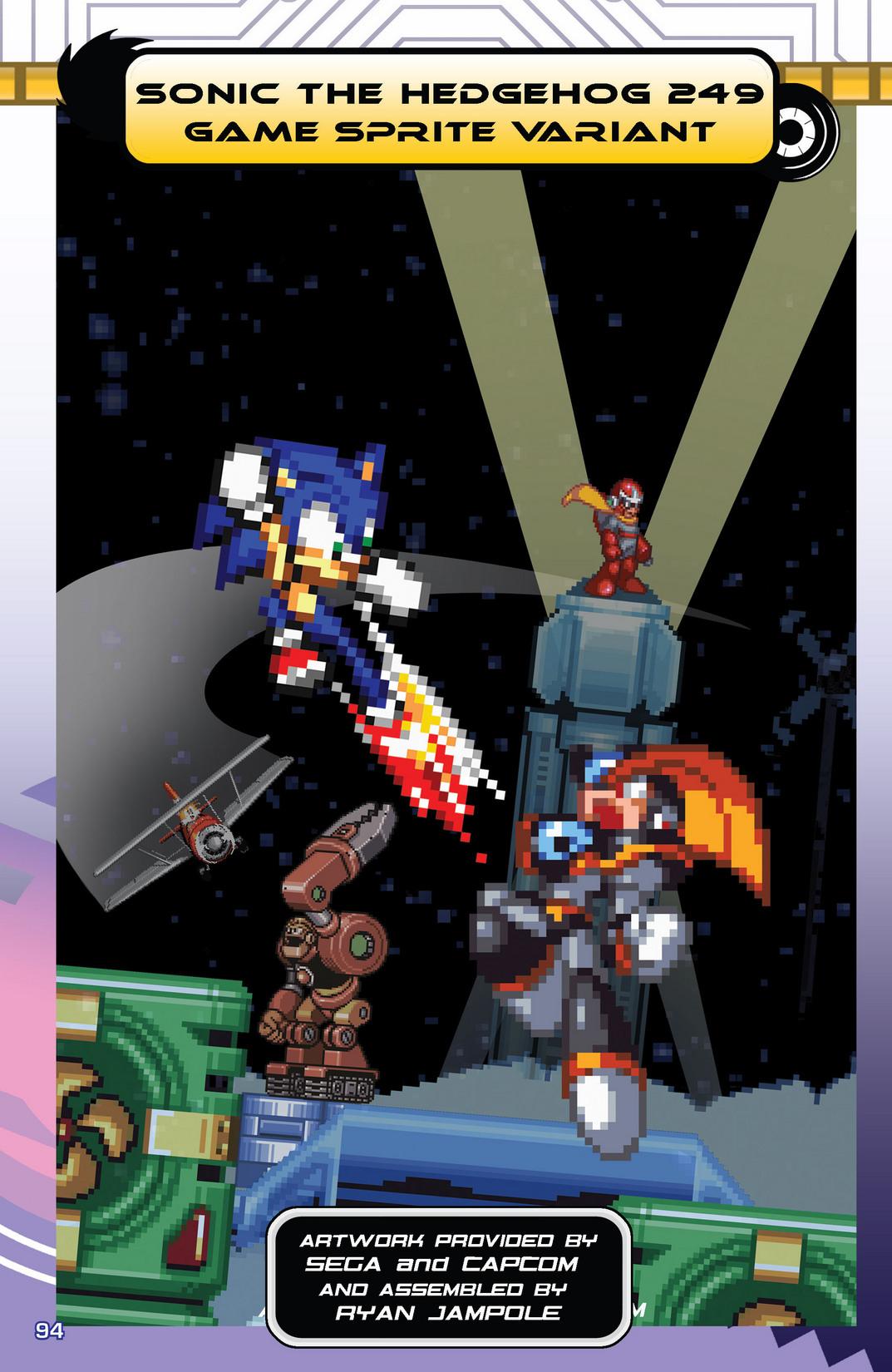 Read online Sonic Mega Man Worlds Collide comic -  Issue # Vol 2 - 112