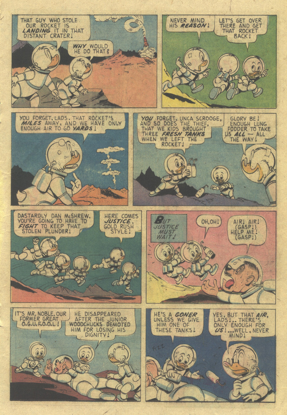 Read online Uncle Scrooge (1953) comic -  Issue #117 - 17
