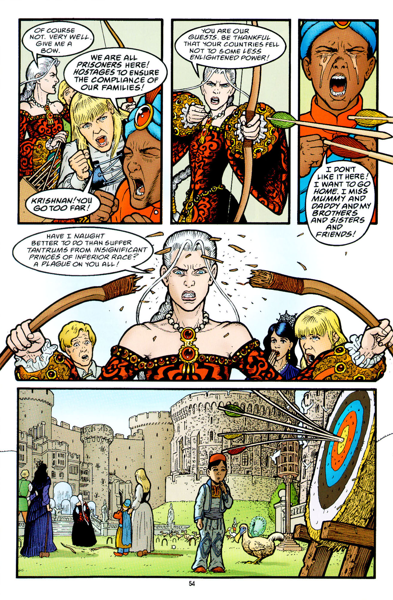 Read online Heart of Empire comic -  Issue #2 - 22