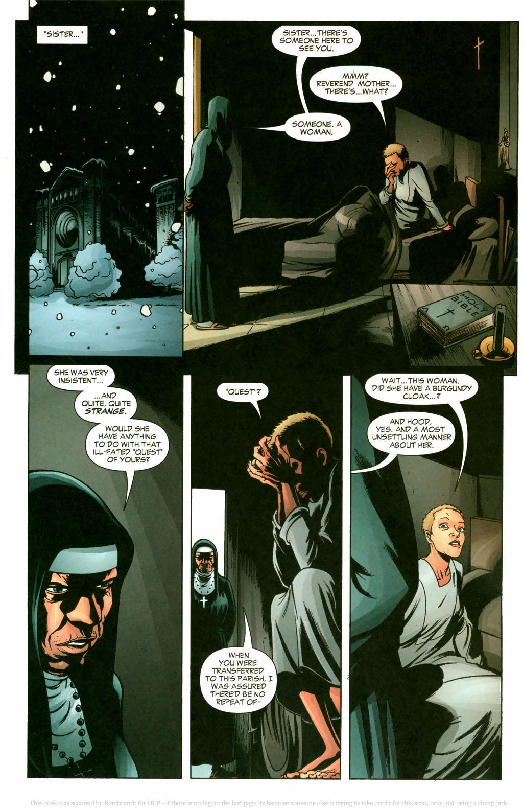 Read online Fallen Angel (2003) comic -  Issue #10 - 5