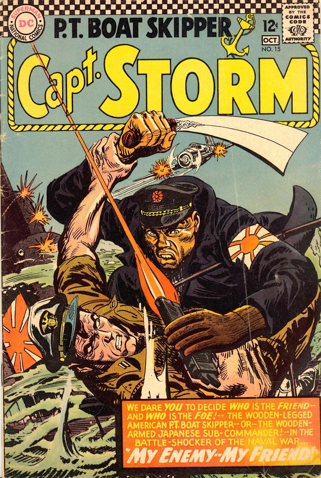 Capt. Storm 15 Page 1