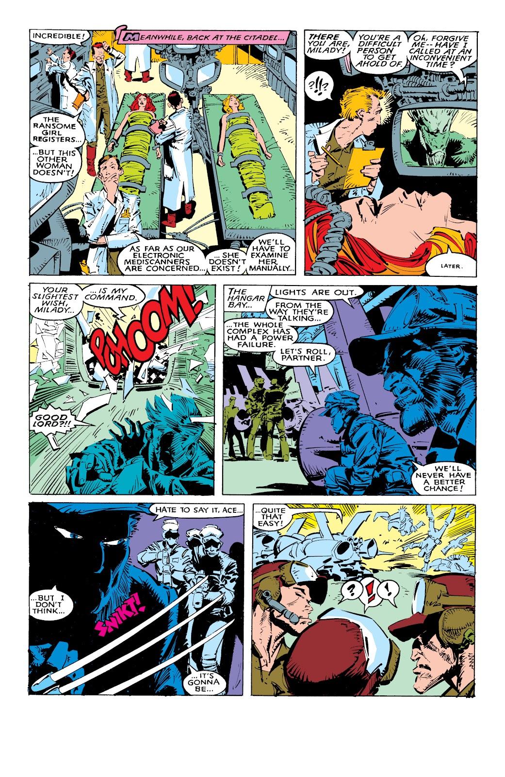 Uncanny X-Men (1963) issue 236 - Page 22