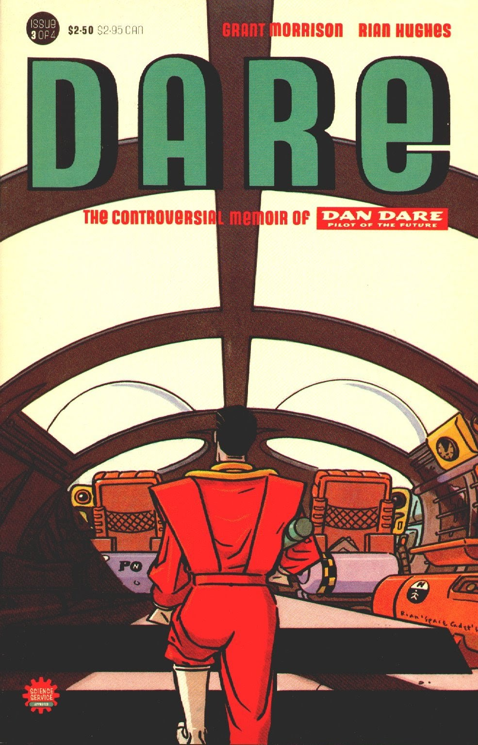 Read online Dare comic -  Issue #3 - 1