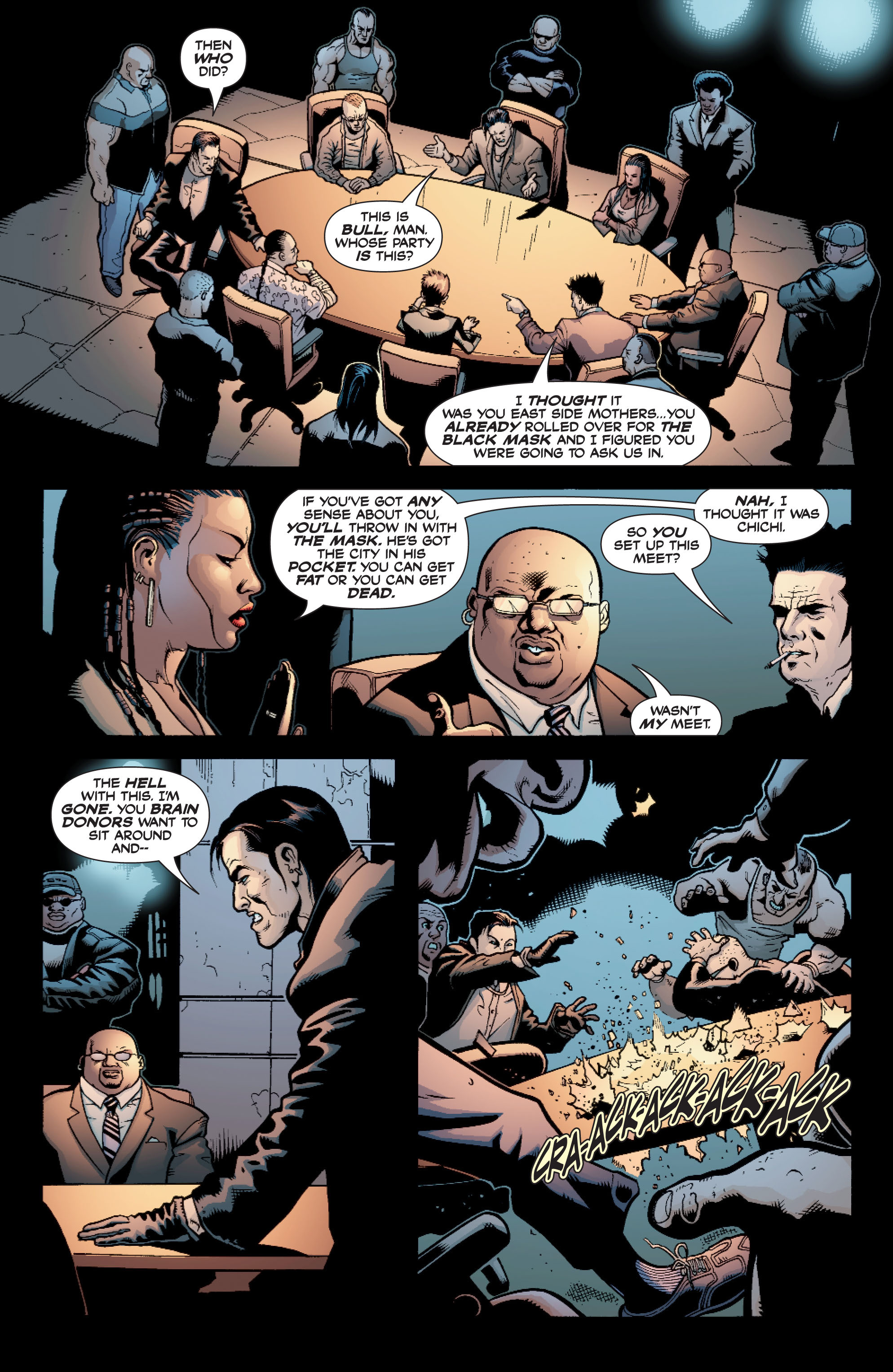 Read online Batman: Under The Red Hood comic -  Issue # Full - 23