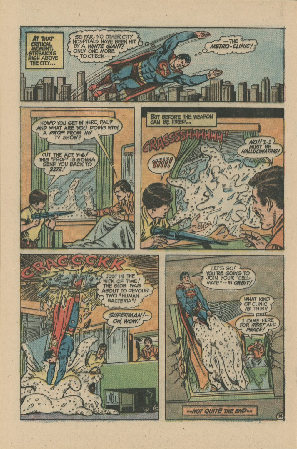 Read online Action Comics (1938) comic -  Issue #422 - 20
