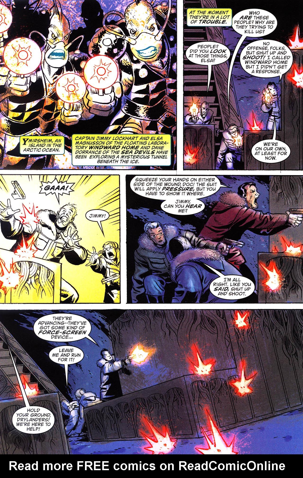 Read online Aquaman: Sword of Atlantis comic -  Issue #52 - 16