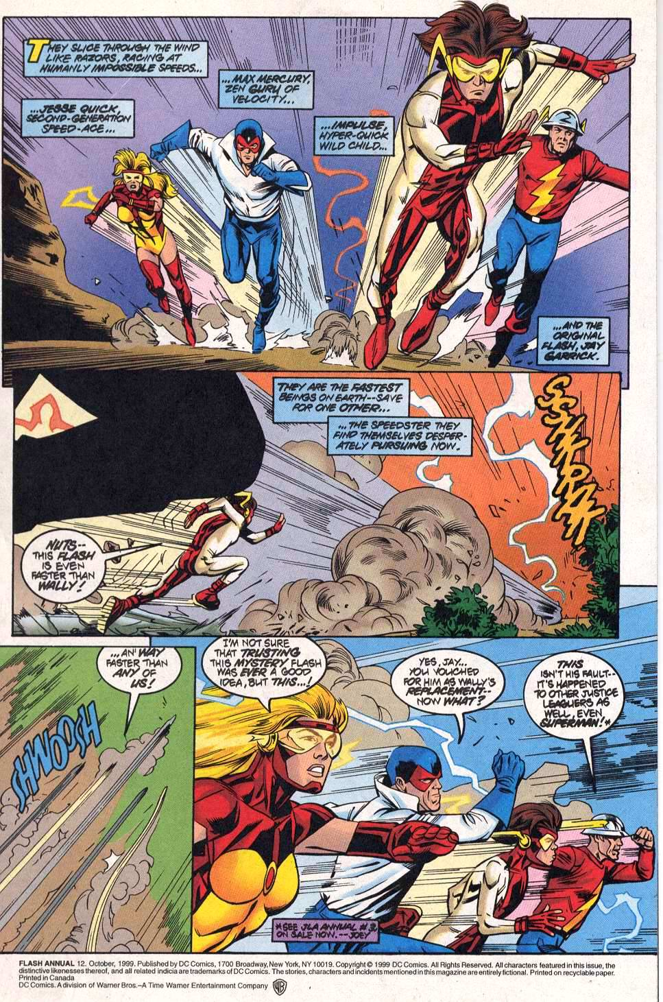 Read online The Flash (1987) comic -  Issue # _Annual 12 - 2