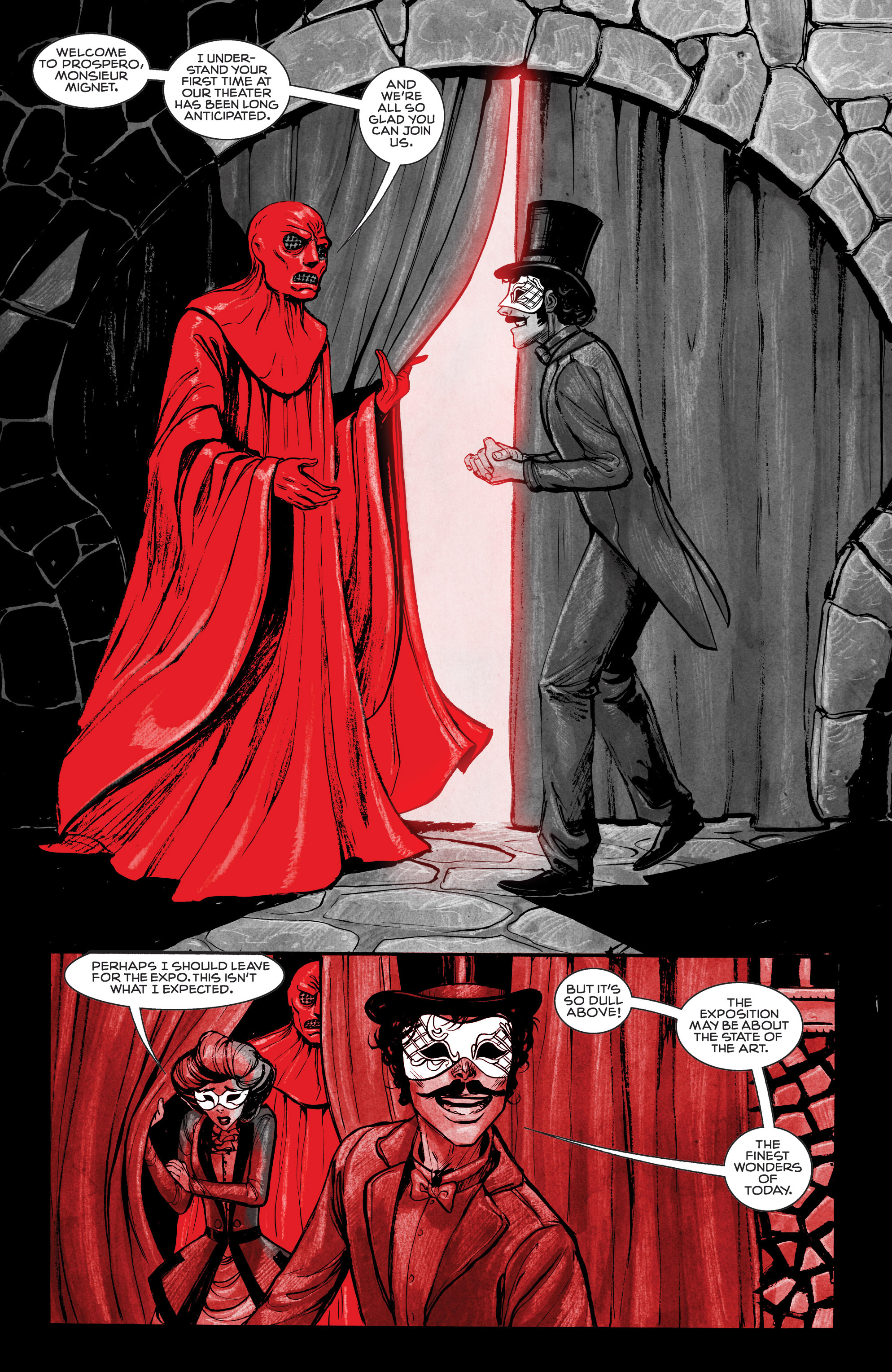 Read online Shutter comic -  Issue #9 - 4