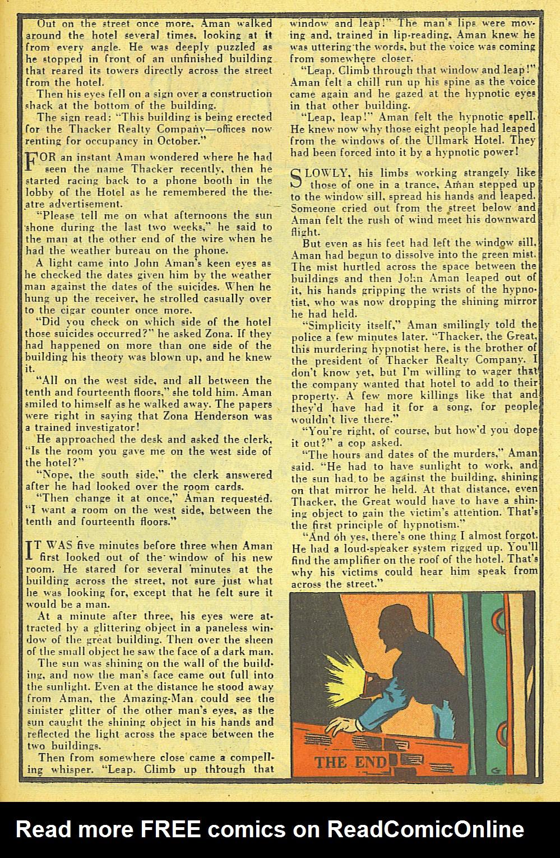 Read online Amazing Man Comics comic -  Issue #19 - 43