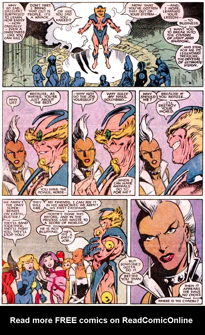 Uncanny X-Men (1963) issue _Annual_11 - Page 13