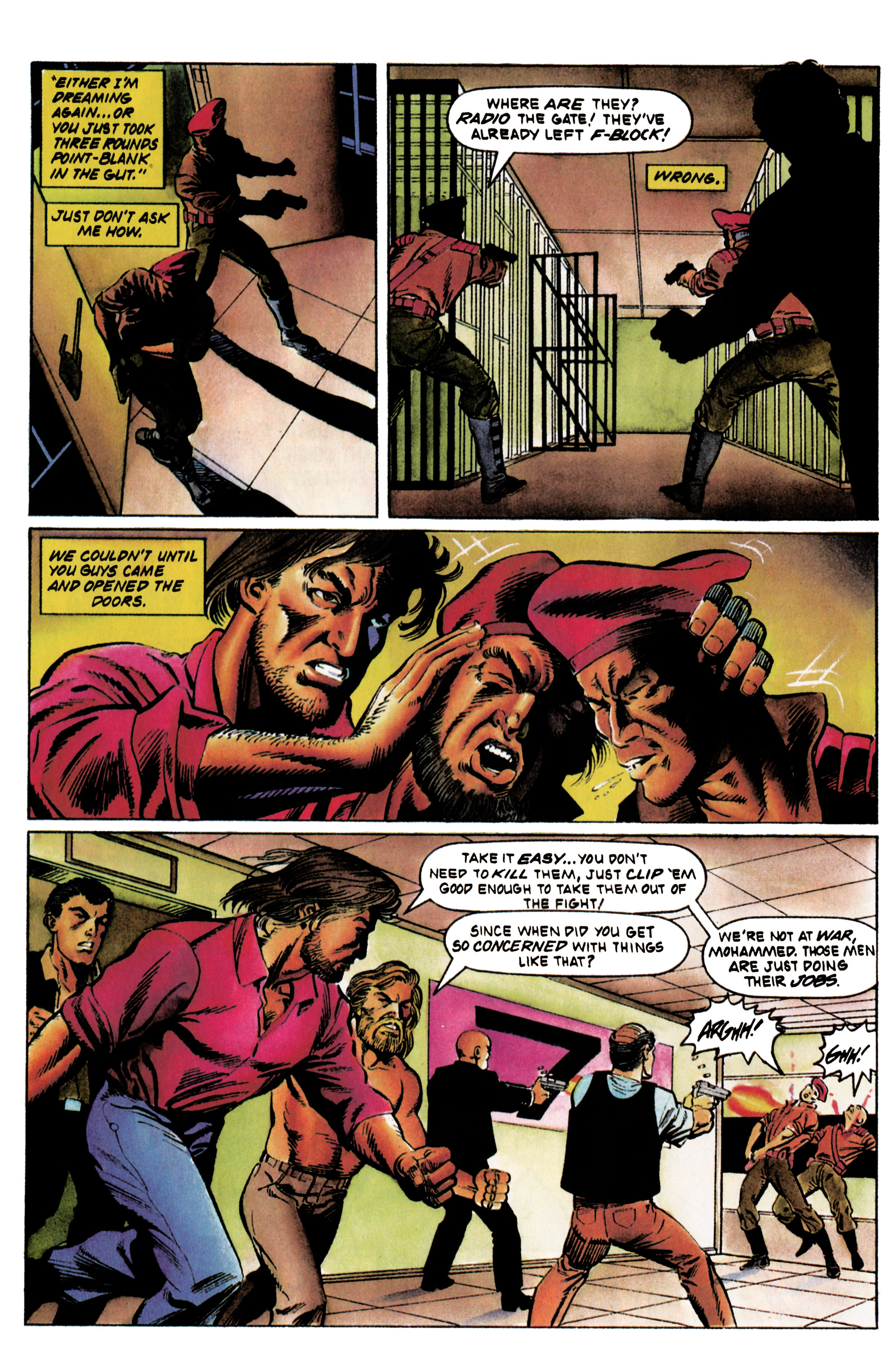 Read online Eternal Warrior (1992) comic -  Issue #20 - 12