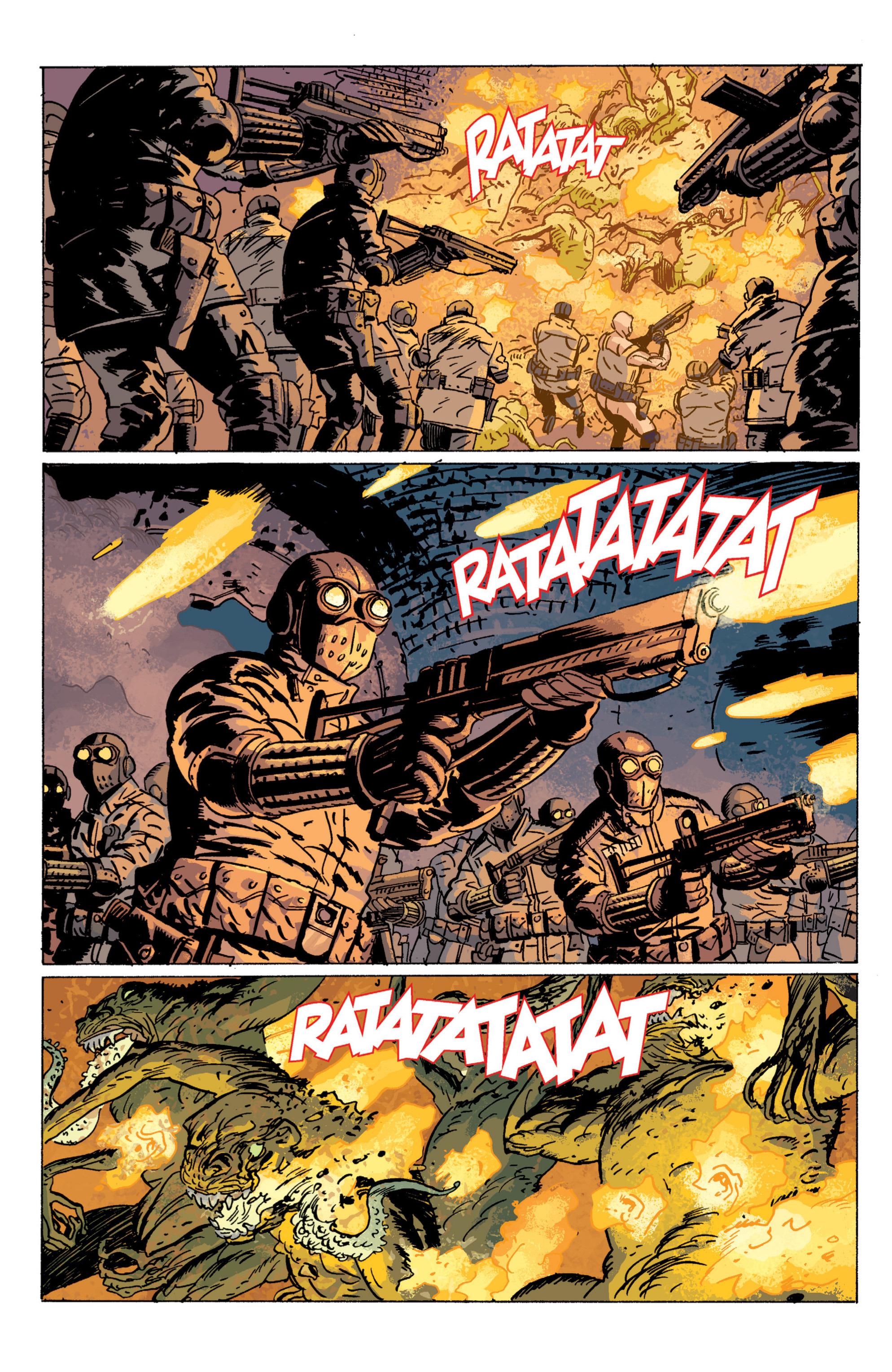 Read online B.P.R.D. (2003) comic -  Issue # TPB 5 - 10