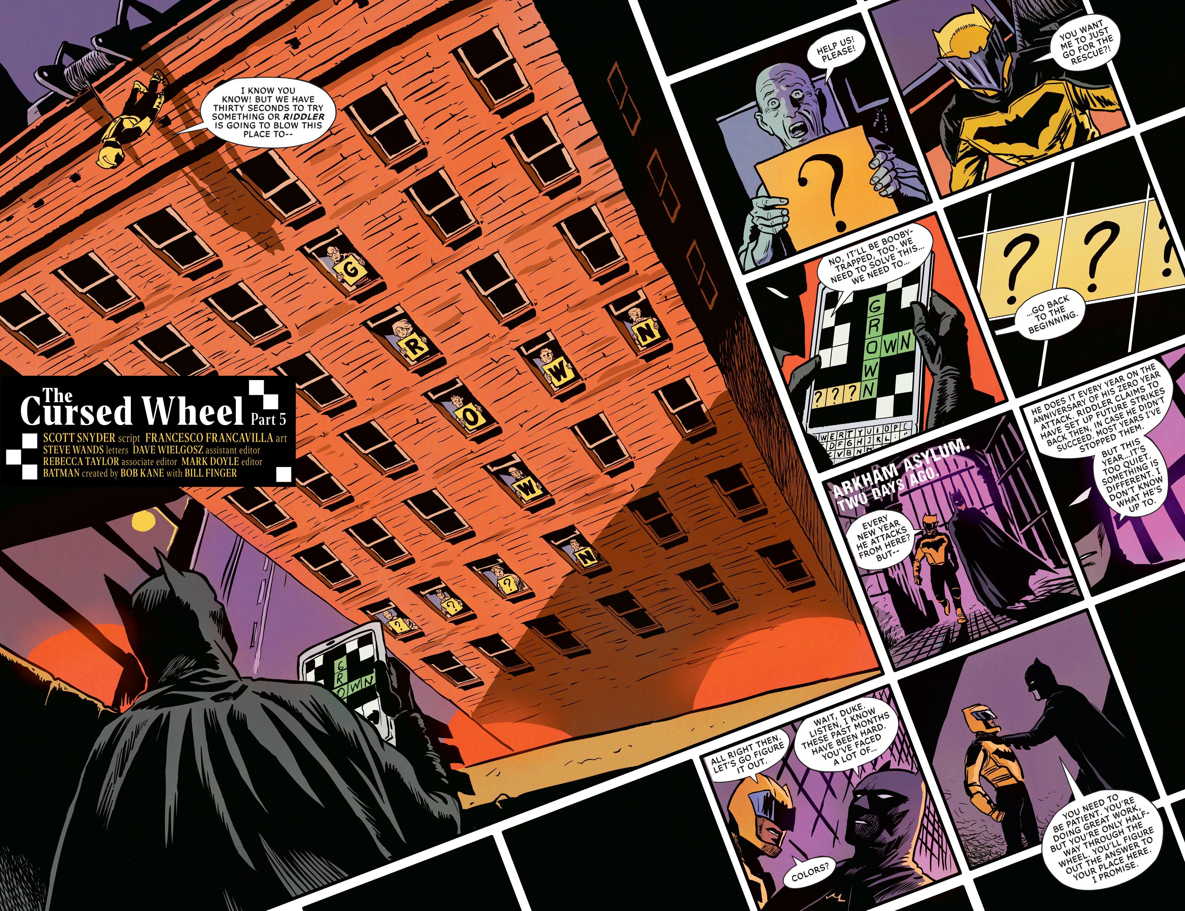 Read online All-Star Batman comic -  Issue #6 - 28