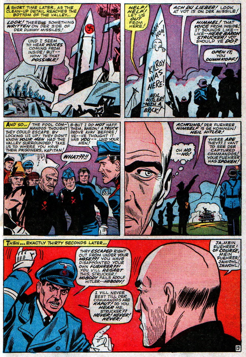 Read online Sgt. Fury comic -  Issue #14 - 27