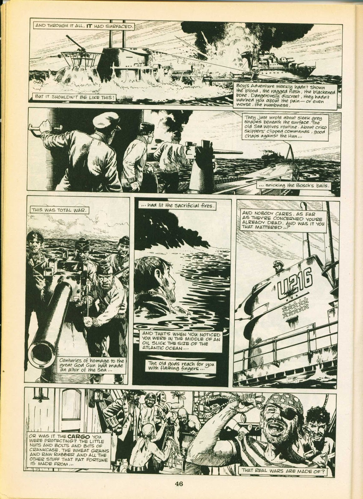 Warrior Issue #17 #18 - English 46