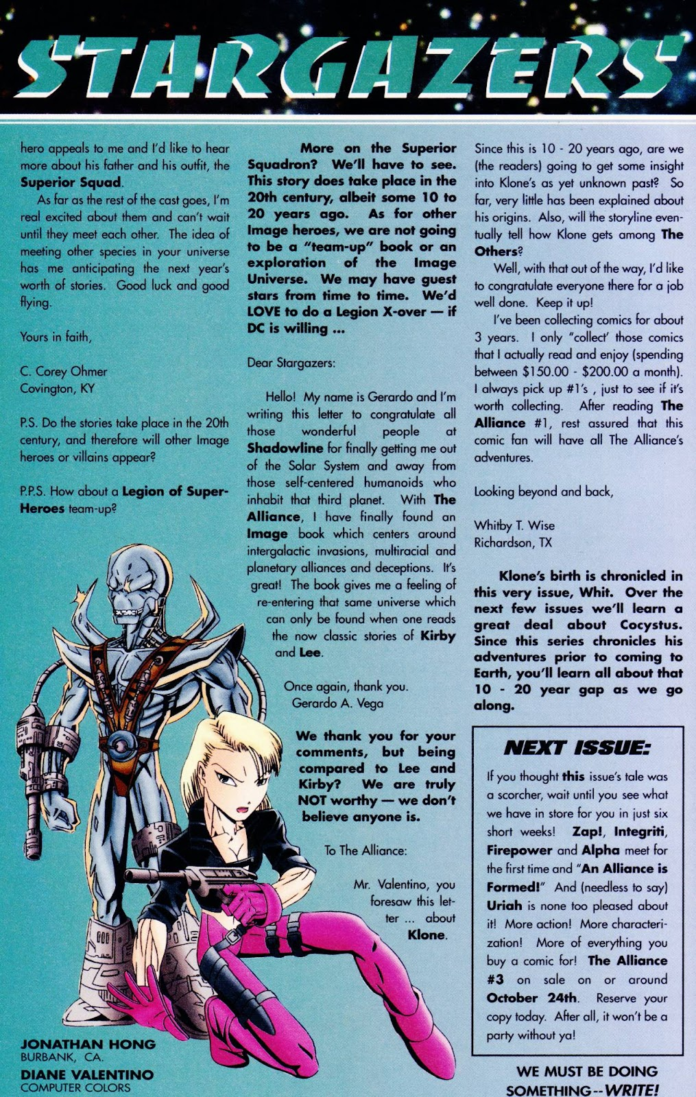 Read online The Alliance comic -  Issue #2 - 28