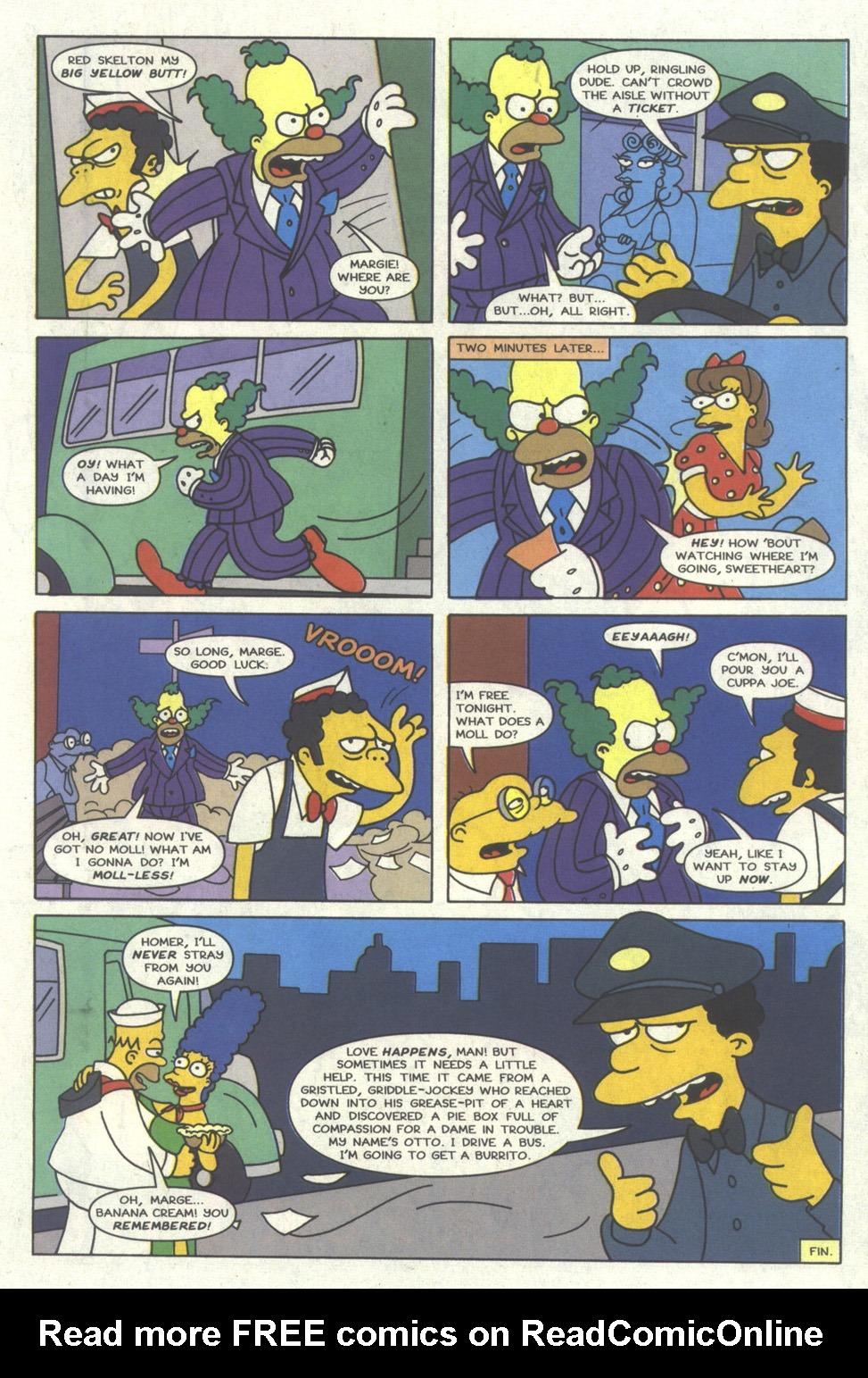 Read online Simpsons Comics comic -  Issue #17 - 28