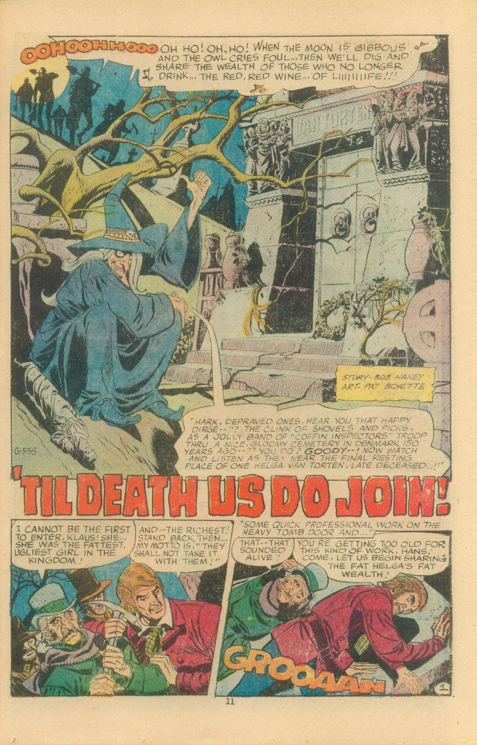 The Witching Hour (1969) issue 38 - Page 13