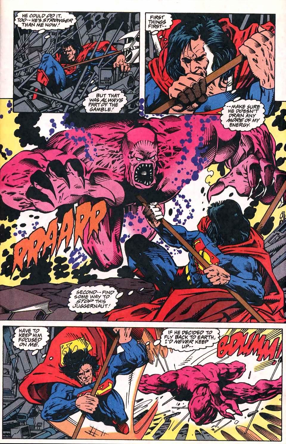 Read online Adventures of Superman (1987) comic -  Issue #512 - 20