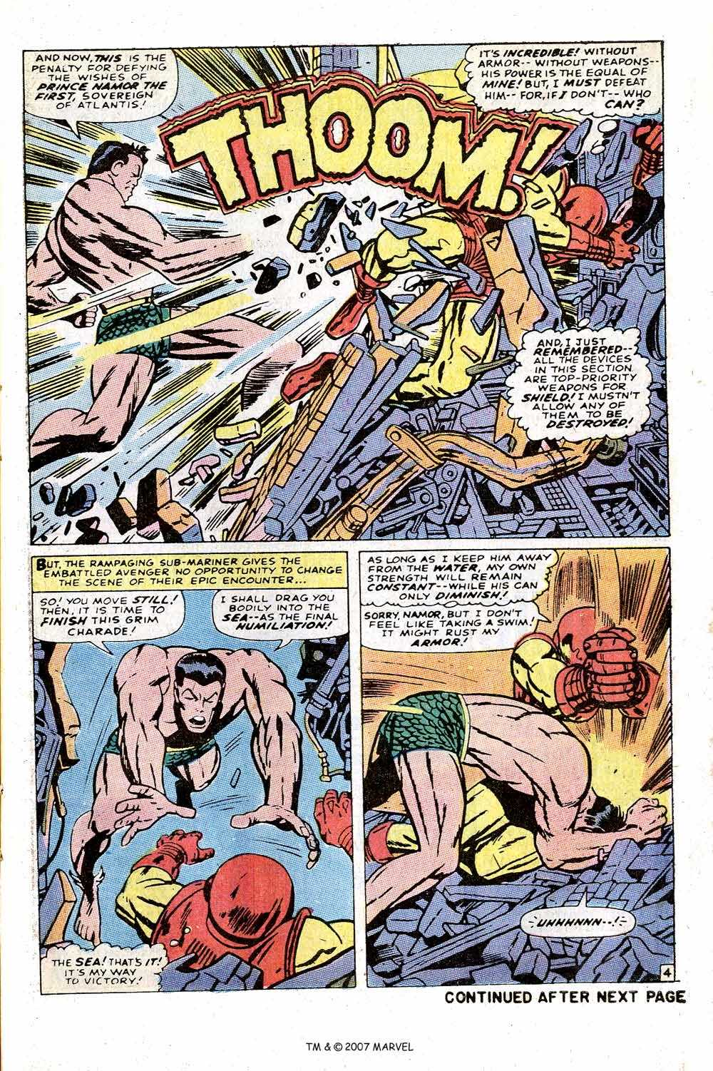 Iron Man Annual issue 1 - Page 55