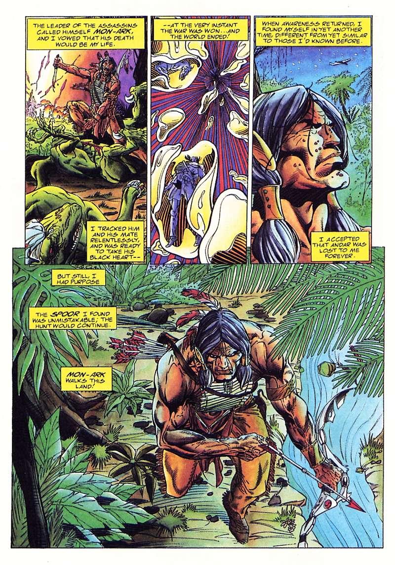 Read online Turok, Dinosaur Hunter (1993) comic -  Issue #1 - 7