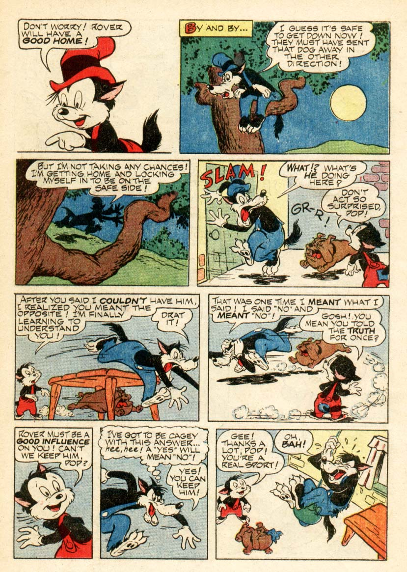 Walt Disney's Comics and Stories issue 192 - Page 18