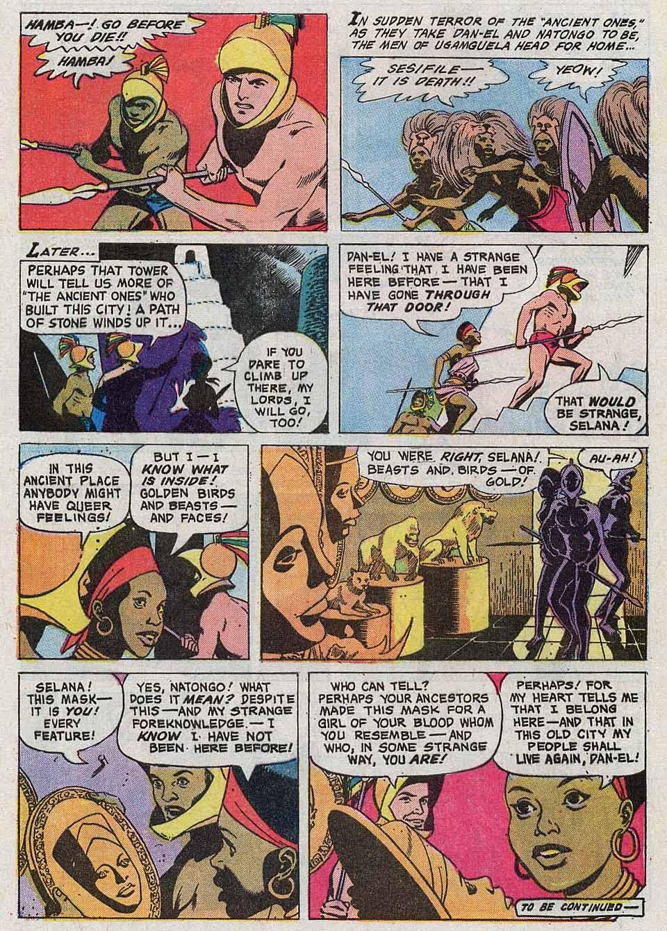 Tarzan (1962) issue 204 - Page 32