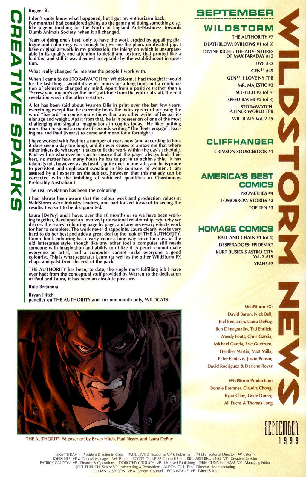DV8 Issue # 32 - ReadComic.Org