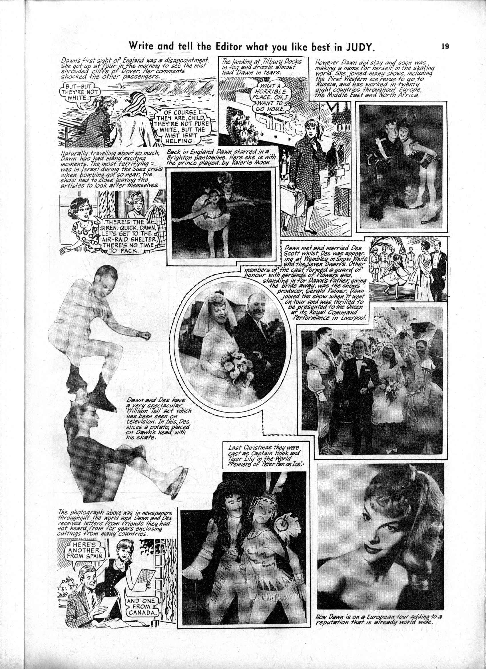 Read online Judy comic -  Issue #189 - 19