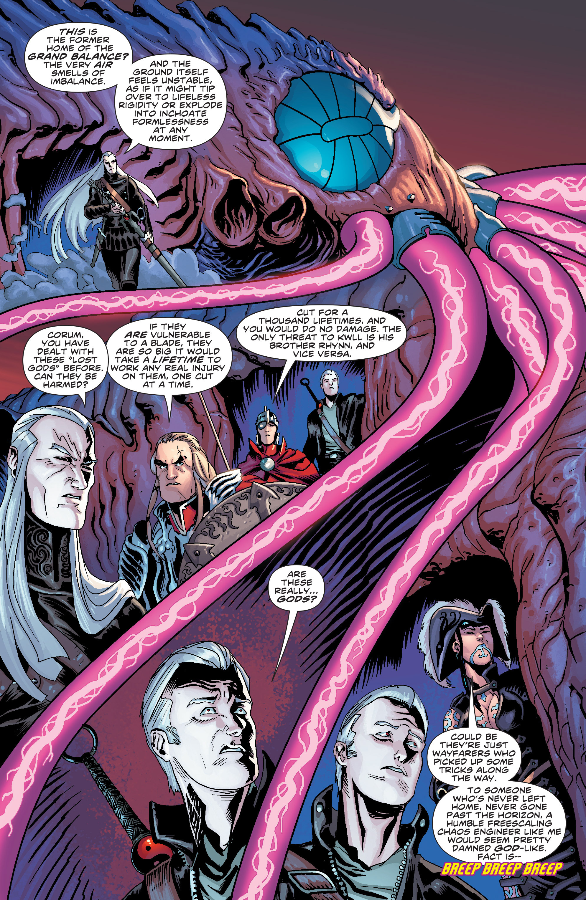 Read online Elric: The Balance Lost comic -  Issue # TPB 3 - 30